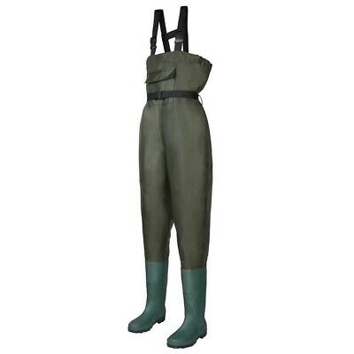 Ultra Fishing Waterproof Chest Waders With Boots • 29.99£