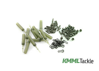 KMML Tackle Chod/Heli Safety System Beads, Buffer, Links Like No Trace • 5.65£
