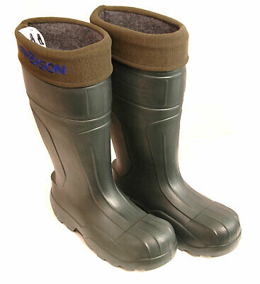 Clearance Bison Eva Lightweight Wellington Boot Size 12 Uk (46) • 19.99£
