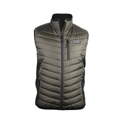 Avid Thermite Body Warmer *All Sizes* NEW Carp Fishing Thermal Jacket • 34.99£