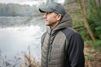 Avid Thermite Jacket *All Sizes* NEW Carp Fishing Thermal Jacket • 39.99£