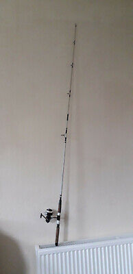 6ft 6ins Spinning Rod And Reel • 4£
