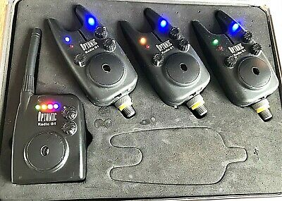 Sundridge G1 Optonic 3 Head Set With Receiver & Carry Case - Good Used Condition • 55£