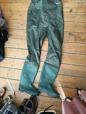 Michigan Chest Waders  Size 10 Vgc • 10.50£