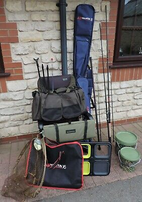 A Complete Fishing Gear Course & Carp • 300£