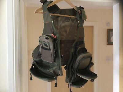 Airflo Outlander Fly Fishing Mesh Fly Vest - One Size • 10£
