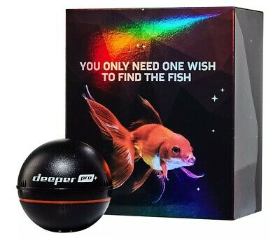 Deeper - ProPlus Fishfinder 2020 Winter Promo Pack BRAND NEW - ITGAM0940 • 164.99£