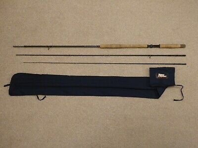 Bruce & Walker 11'3  S/T/salmon DH #7-9 (3-piece) Double Handed Fly Rod • 100£