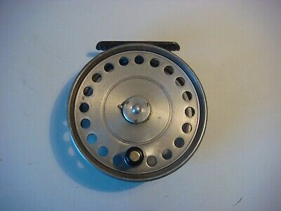 Vintage ~  Hardy Bros.  ~  The St. John  ~ 3 7/8 Inch Fly Reel  • 75£