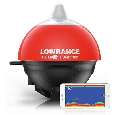 Lowrance Fish Hunter 3D Sonar • 189.99£