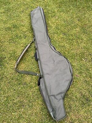Free Spirit 12 Foot 5 Rod Padded Sleeve / Holdall For Carp Fishing • 2.70£