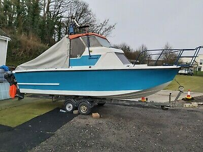 Used Fishing Boat • 8,500£