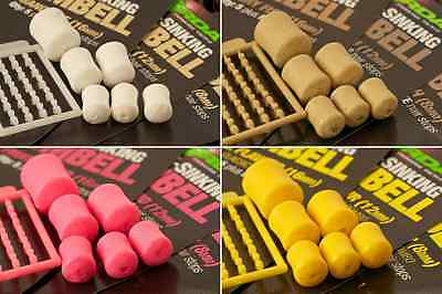 Brand New Korda Fake Foods Plastic Baits - Dumbells / Corn / Maize All Available • 2.65£