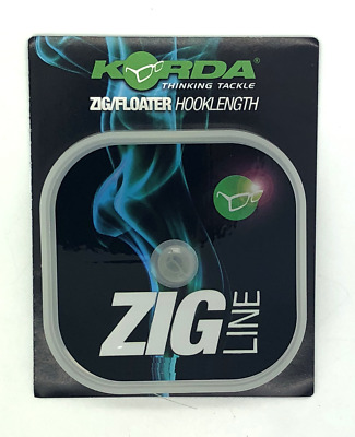 Korda Carp Fishing Zig Line  All Sizes • 5.95£