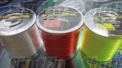Axia High Strength Sea Fishing Line All Sizes And Colours  • 6.99£