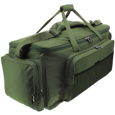 Fishing Luggage NGT Giant Green Insulated Fishing Carryall (709-L) • 25.95£