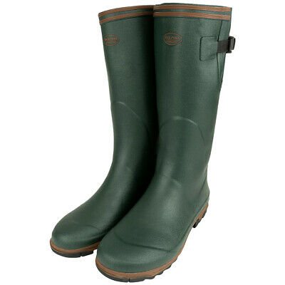 Jack Pyke Shires Wellington Mens Boots Camping Festival Waterproof Wellies Green • 31.95£