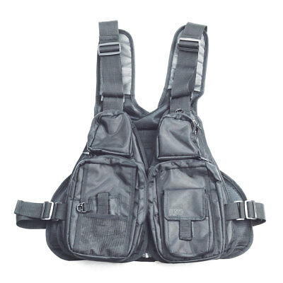 HTO Lure Angler And Fly Fishing Utility Vest • 35.99£