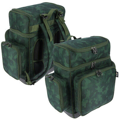 NEW CAMO XPR Waterproof Camo Multi-Pocket Rucksack + Padded & Adjustable Straps • 36.95£