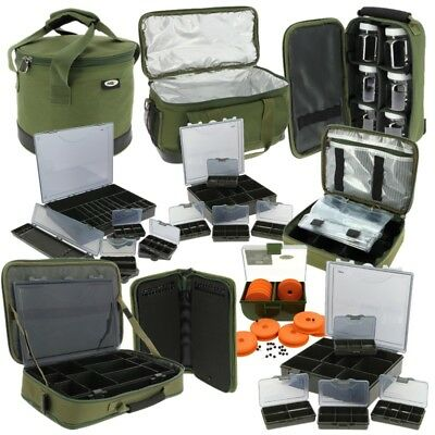 New Fishing Tackle Box Bags Systems, Glug Bag, Bait Carp Carryalls Weights Bag  • 14.95£