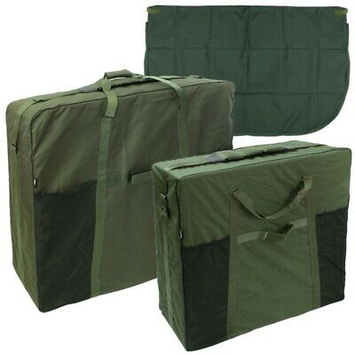 Bedchair Bag Carry Bed Bag Carp Fishing Xl Wide Boy Free Foot Cover Ngt • 25.95£