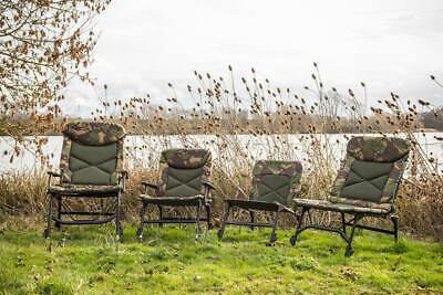 Wychwood Tactical X Chairs - Compact, Standard, Low & High Arm-Chairs • 59.95£