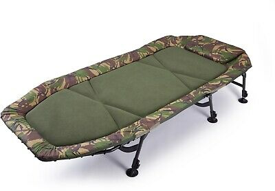 Wychwood Tactical X Flatbed Bedchairs - Compact, Standard & Wide Sizes • 154.95£