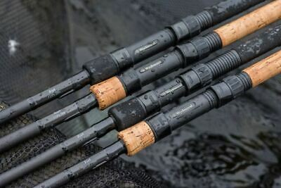 New Wychwood Riot Carbon Carp Rods All Lengths & Test Curves Cork Or Eva Handles • 66.75£