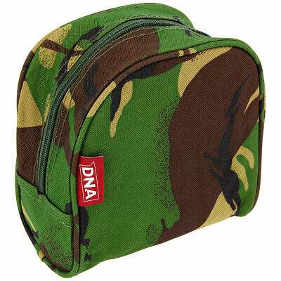 DPM Camo Deluxe Reel Cases Protective  Bag Carp Coarse Sea Pike Fishing Tackle • 12.75£