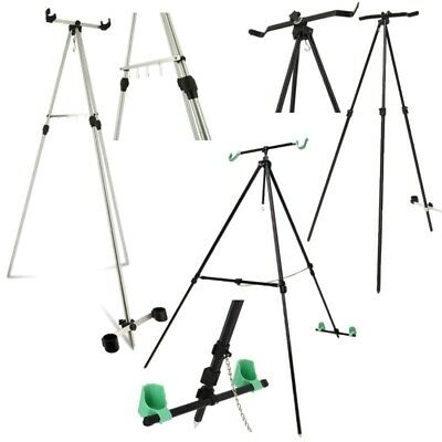 Sea Fishing Tripod System Adjustable Travel Sea Tripods Ngt Sea Fishing Tackle • 34.87£