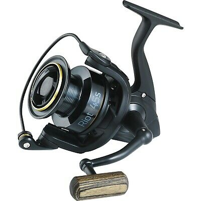 Wychwood Riot 45S & 55S Compact Big Pit Reels - (C0885, C0886) • 42.95£