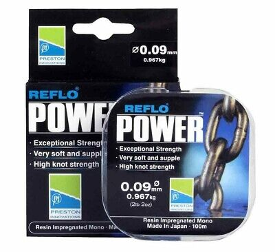 Preston Innovations Reflo Power Line  - Various Sizes • 5.50£