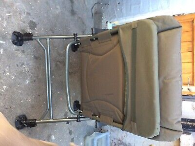 Tf Gear Fishing Chair  With Extendable Legs And Head Rest • 22£