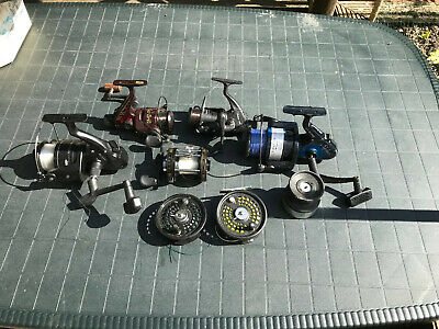 Selection Of Fishing Reels • 40£