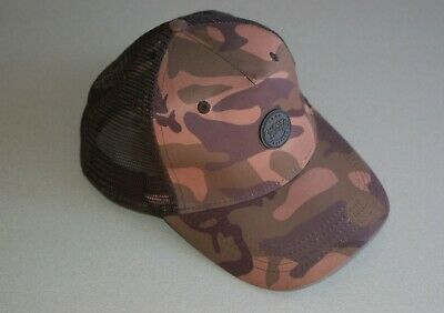 Fox Chunk Camo Edition Carp Fishing Hat Cap • 4.99£