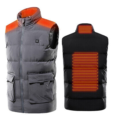Heating Vest Heated Vest Heated Jacket Clothes For Winter Seasons(No Battery) • 16.99£