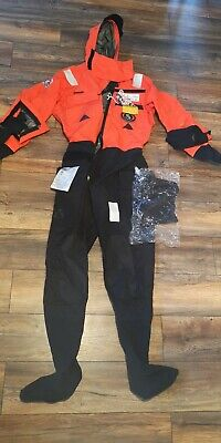 URSUIT RDS 5106 Wind Energy Immersion Suit Medium Used • 450£