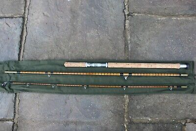 Vintage Rod - Marco 3 Piece Cane Rod • 125£