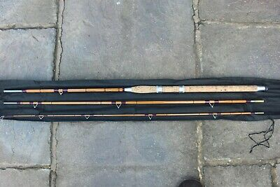 Vintage Rod - Constable Of Bromley 10'6  3 Pce Cane Rod • 115£