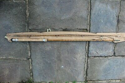 Vintage Rod - J. S. Sharpe Scottie Cane Rod • 95£