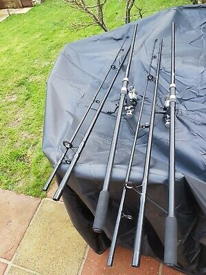 Carp Rods And Reels  • 55£