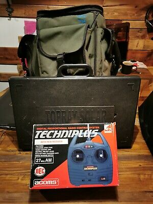 Angling Technics Bait Boat + Extras • 280£