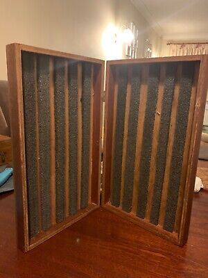 Wooden Fly Fishing Storage Box - Can Store 1000s Of Flies • 10£