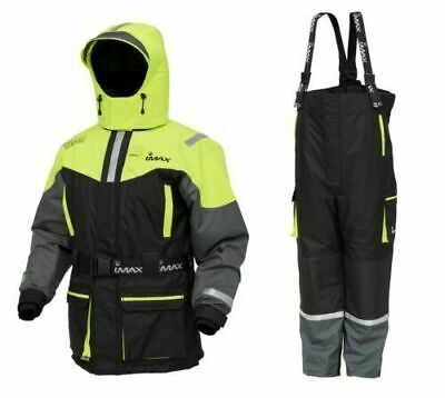 IMAX Seawave Floatation Suit 2PC  Sea Boat Fishing • 112.99£