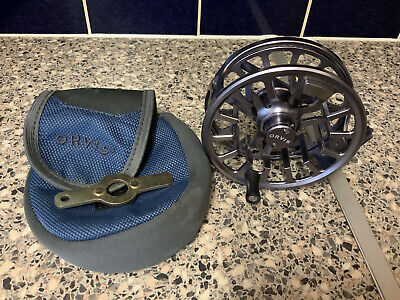 Orvis Hydros Sl V Fly Fishing Reel Excellent • 44.25£