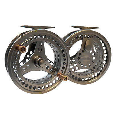 Tf Gear Classic Centre Pin Reel *line Guard Not Included* • 59.99£