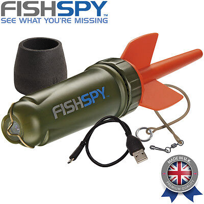 FishSpy Marker Float Fishing Camera Stream Live Video To Your Mobile Device • 59.99£