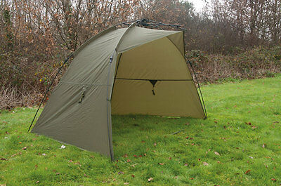 TFGear NEW Force 8 Rapid Heavy Duty All Weather Carpfishing Day Shelter-Free P+P • 64.99£