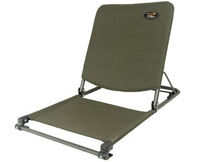 TF Gear NEW Chillout Lightweight Universal Carp Fishing Bed Mate Chair- Free P+P • 24.99£