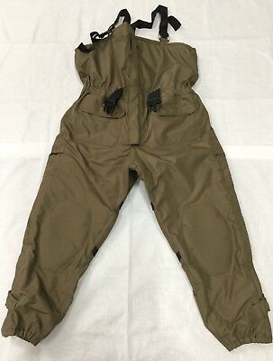 UPPER DECK CREW SUIT SWIMMERS IMMERSION SIOPOR TROUSERS SALOPETTES - Sizes NEW • 75£
